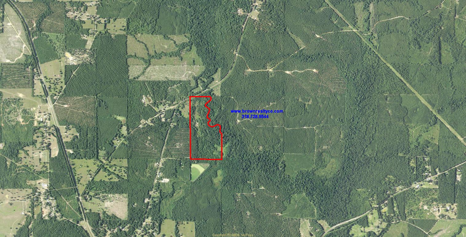 Grant Parish Louisiana Property Records